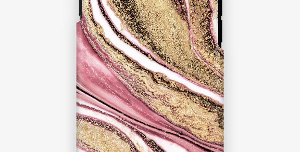 Cosmic Pink Swirl