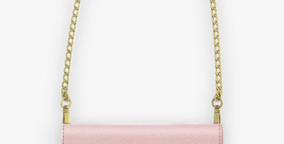 Kensington Clutch Saffiano Pink
