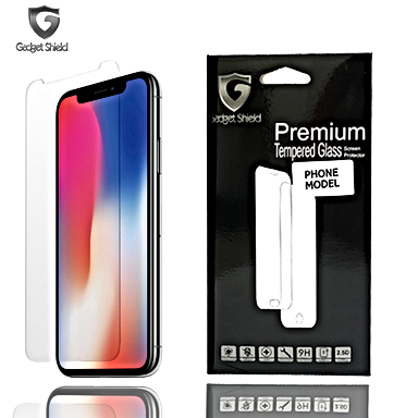 Film en verre Premium Gadget Shield iPhone XSMAX et iPhone 11 Pro Max