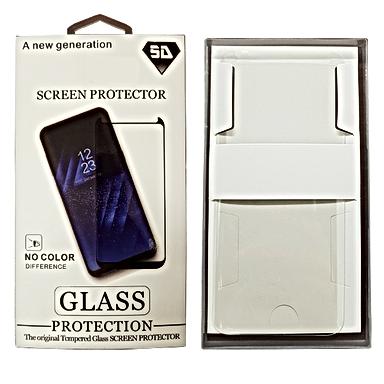 Film en verre incurvé 3D transparent premium Samsung