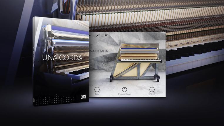 Native Instruments - Una Corda