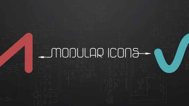 Native Instruments - Modular Icons