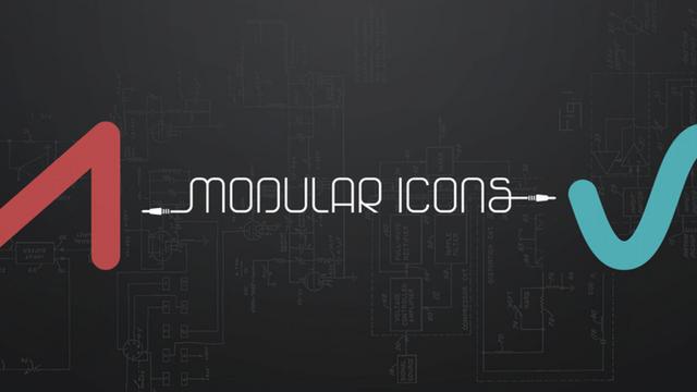 Native Instruments - Modular Icons