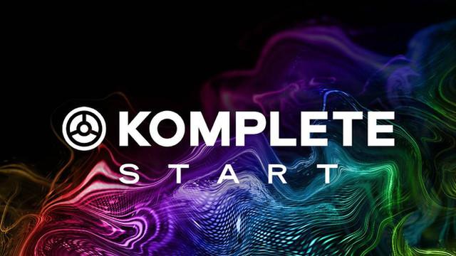Native Instruments - Komplete Start