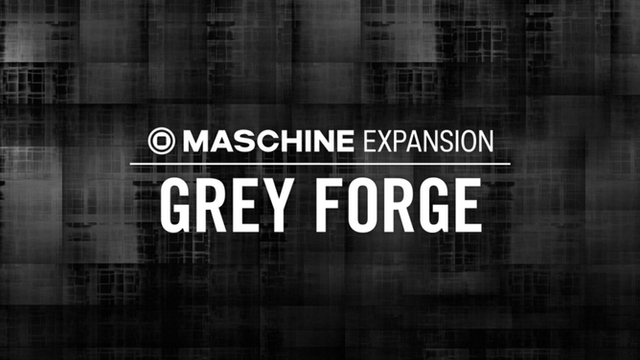 Native Instruments - Grey Forge