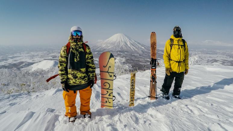 GoPro: Japan Snow
