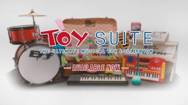 UVI - Toy Suite
