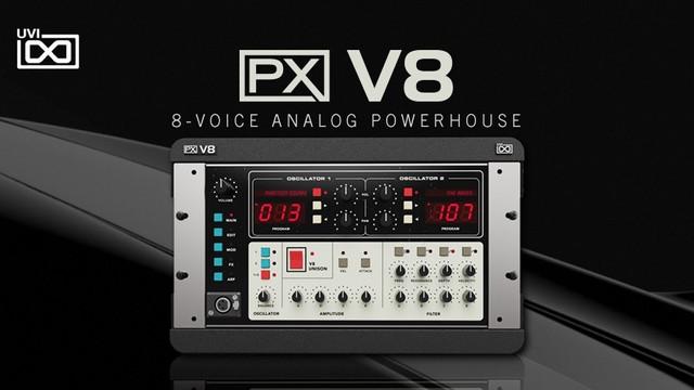 UVI - PX V8