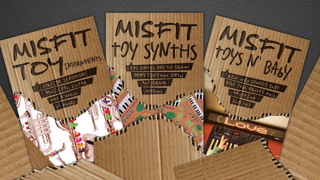 8Dio - Misfit Toys Series