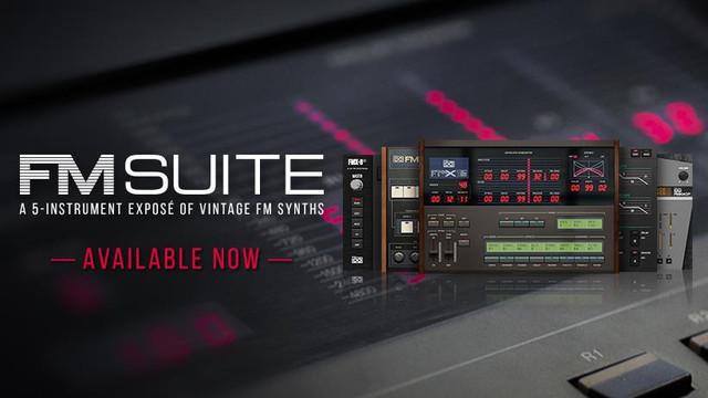 UVI - FM Suite