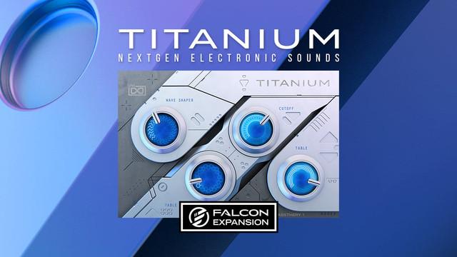 UVI - Titanium