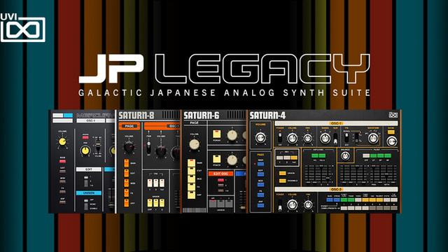 UVI - JP Legacy