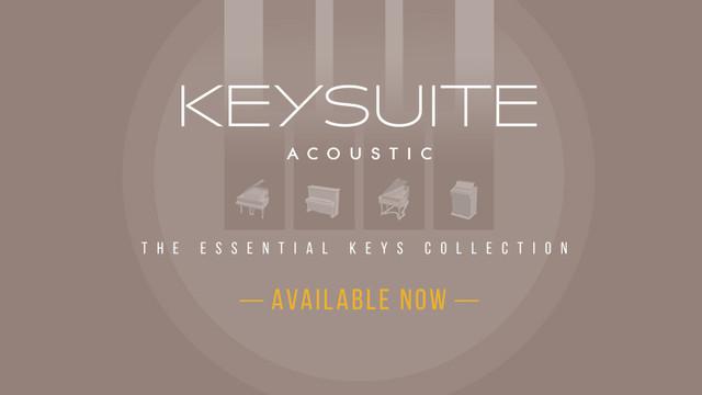 UVI - Key Suite Acoustic