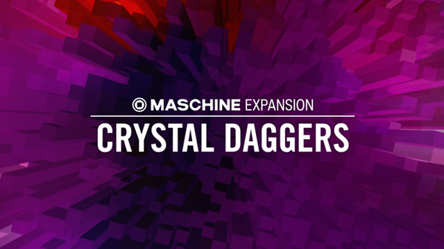 Native Instruments - Crystal Daggers