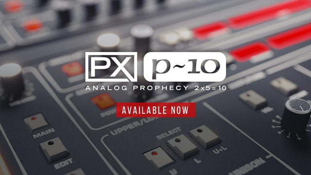 UVI - PX P10