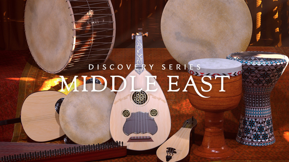 Native Instruments - Discovery Series: Middle East