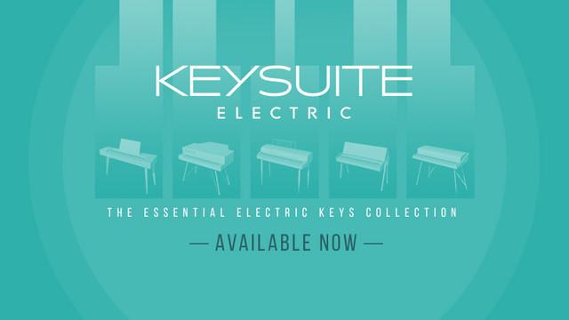 UVI - Key Suite Electric