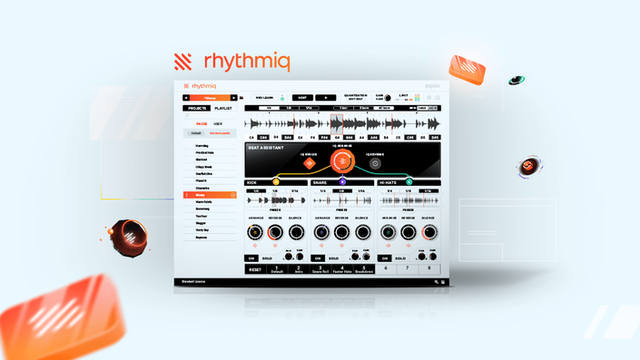Accusonus - Rhythmiq