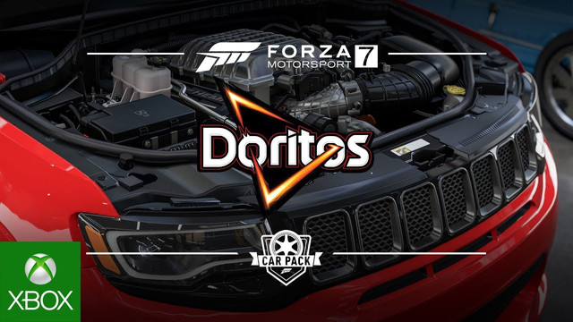 Forza Motorsport 7 Doritos Pack - Trailer