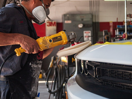 Cómo elegir un taller de reparación de colisiones de carrocería