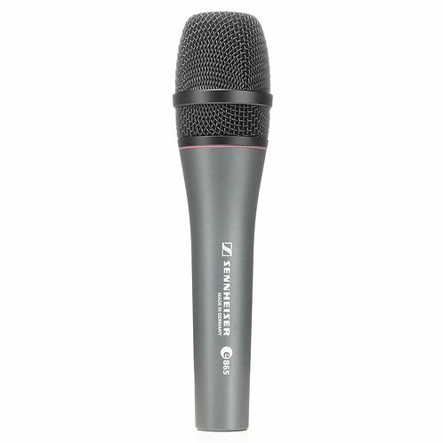 e 865 Micrófono vocal de condensador