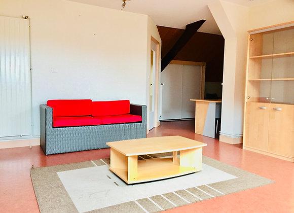 F2 meublé Limoges Secteur Churchill -I47