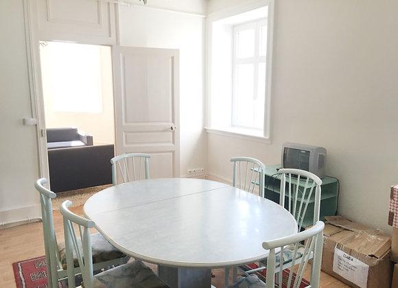 F5 meublé Limoges Secteur Churchill (2 chambres)