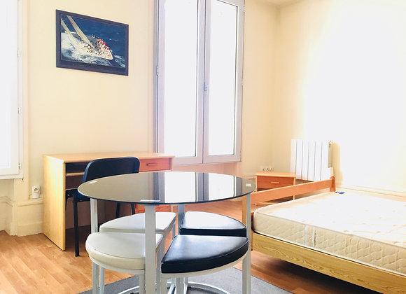 T1 meublé Limoges Secteur Gambetta -B4