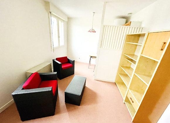 Studio meublé / T1 Limoges Secteur Churchill -M20