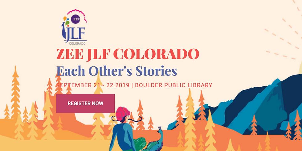 Jaipur Literature Festival Colorado