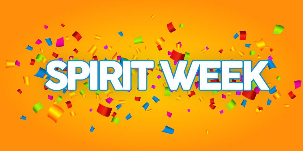 SPIRIT WEEK IS HERE