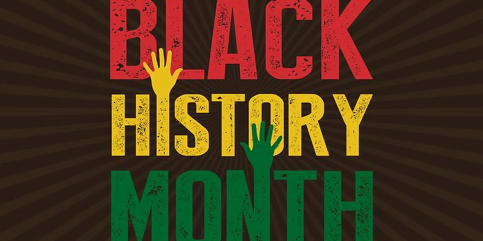 First Day of Black History Month