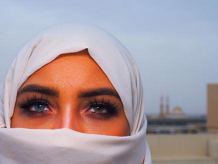 Saudi women footballers