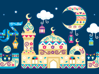 A happy and peaceful Ramadan to all!