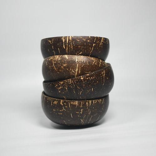 Coconut Bowl Family Set