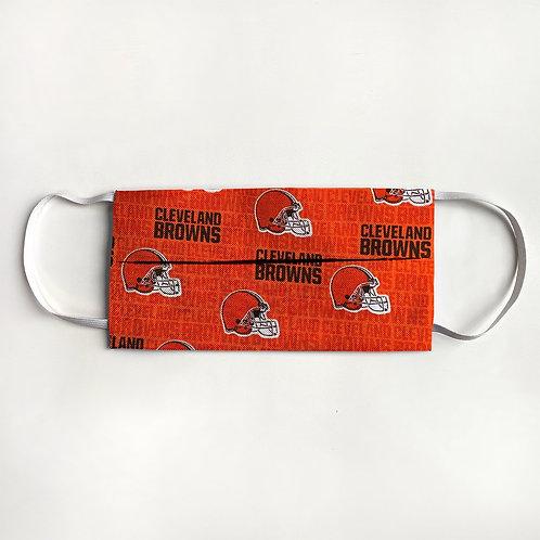 Cleveland Browns Helmet Print