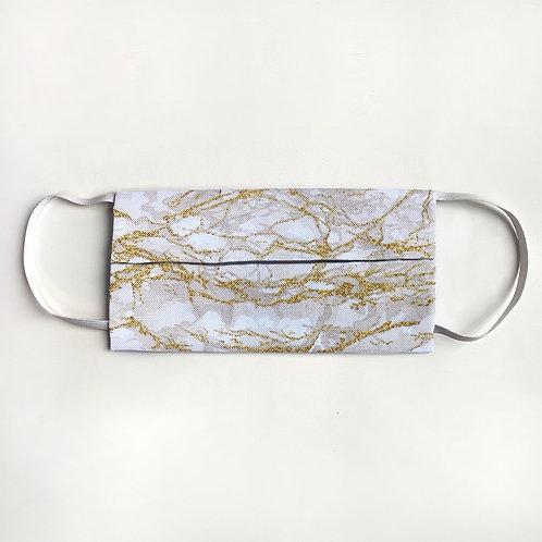 Gold Shimmer Marble