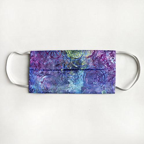 Abstract Batik Print