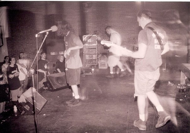 Another Throwback Live Shot
