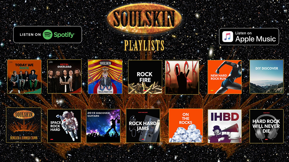 Soulskin Playlists