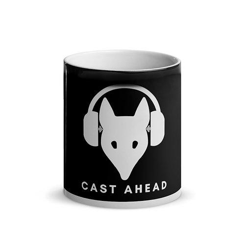Cast Ahead Glossy Magic Mug