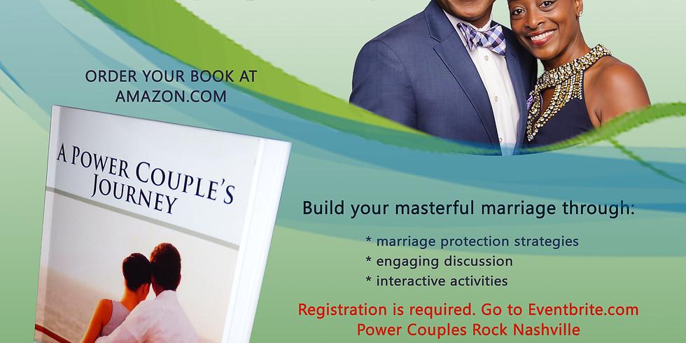 Book Tour & Marriage Summit