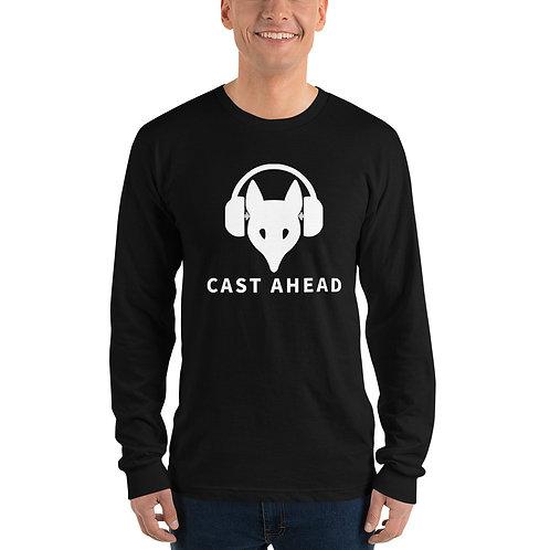 Long sleeve Cast Ahead t-shirt
