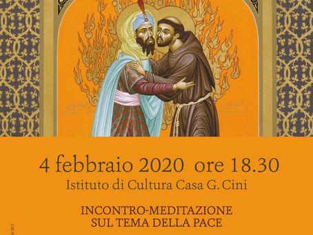 Cattolici e musulmani, il 4 febbraio una meditazione comune a Ferrara