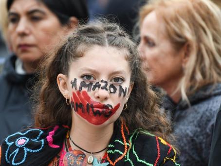 """Ecco """"la Voce"""" del 21 febbraio: Università, Amazzonia, islam, Bachelet, Gauguin, Lourdes, Quaresima"""