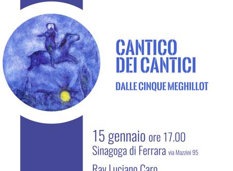 In Sinagoga a Ferrara la Giornata per il Dialogo tra cattolici ed ebrei