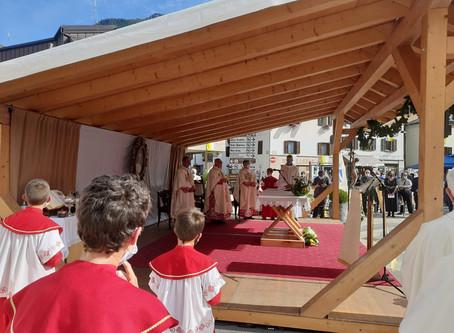 La preferenza per i poveri di papa Luciani: omelia di mons. Perego