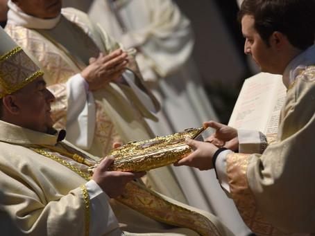 Chiamati a servire.  Il dono del diaconato permanente: Lettera dei Vescovi dell'Emilia-Romagna