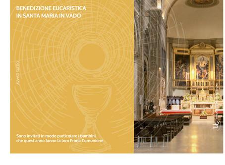 20 giugno: Solennità del Corpus Domini
