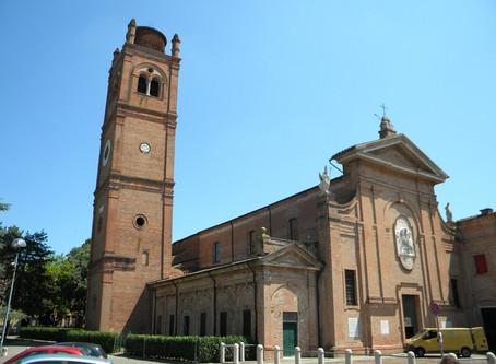 23 aprile, Festa di San Giorgio: il Vescovo celebra nella Basilica fuori le Mura di Ferrara